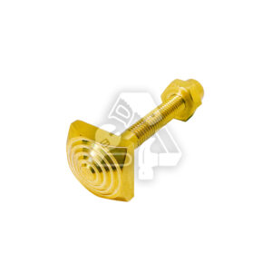 Brass Door Screw