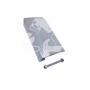 Sliding Door handle with nut